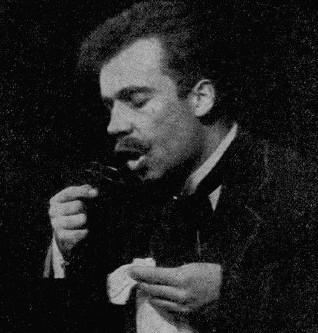 Vladimír Menšík v roli Řehoříka